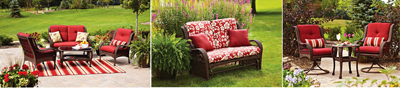 Better Homes And Gardens Replacement Cushions Walmart