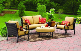 Walmart Replacement Cushions Walmart Outdoor Patio Furniture Cushions