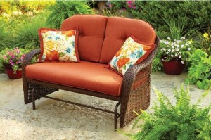 Better Homes and Gardens Azalea Ridge Glider Bench Replacement Cushions