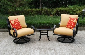 Better Homes and Gardens Englewood Heights 3-Piece Bistro Set Replacement Cushions