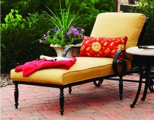 Better Homes And Gardens Englewood Heights Chaise Lounge Replacement Cushion