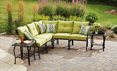 Better Homes And Gardens Hillcrest Sectional Replacement Cushions