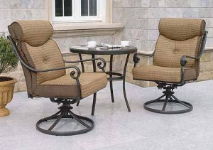 Better Homes And Gardens Mika Ridge 3 Piece Bistro Set Replacement Cushions