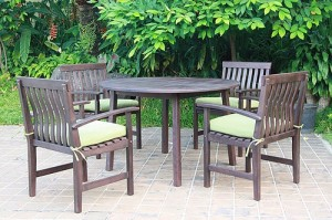 Delahey 5-Piece Dining Set Replacement Cushions