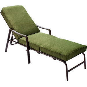 Mainstays Crossman Chaise Lounge Replacement CushionMainstays Crossman Cushions   Walmart Replacement Cushions. Outdoor Lounge Chairs Walmart. Home Design Ideas