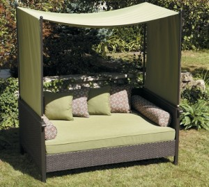 Providence Outdoor Day Bed Replacement Cushions