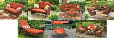 Better Homes And Gardens Azalea Ridge Cushions