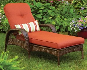 Better Homes And Gardens Azalea Ridge Chaise Lounge Replacement Cushion